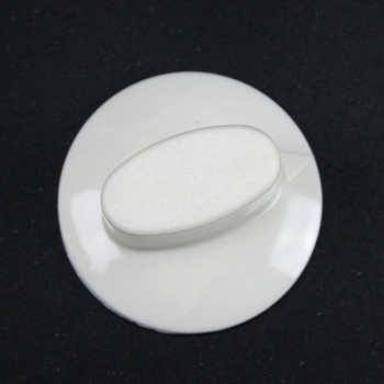 Manette blanche table de cuisson AIRLUX - GLEM