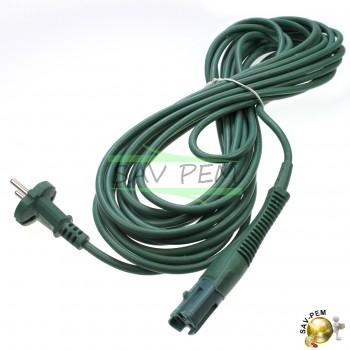 Cordon alimentation pour extracteur VORWERK VK130 ET VK131