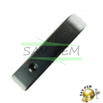 Guidage à bille droit noir hotte AIRLUX - HC250C
