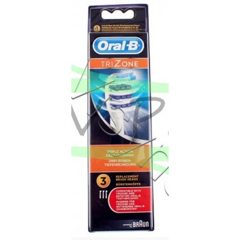 Brosse à dents BRAUN Oral-B TRIZONE