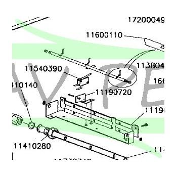 Micro interrupteur pour plaque de cuissson GLEM XTA42H