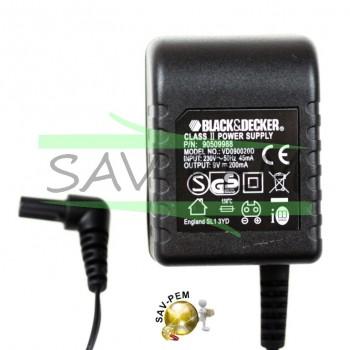 Chargeur 90509988 pour tournevis BLACK  et  DECKER