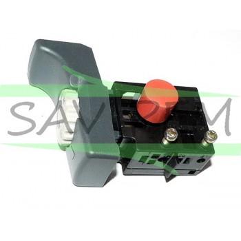Interrupteur 4931380635 AEG SB2E750R, SB2E720RX, SB2E720RXB, SB2E715R