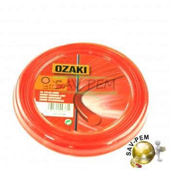 Fil nylon rond Ozaki 1.6mm