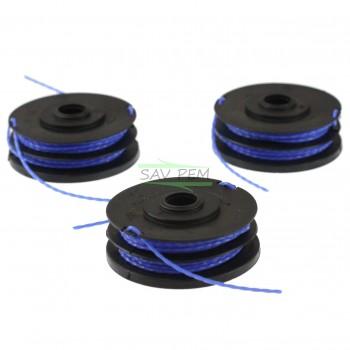Bobines de fil pour coupe-bordure RYOBI RLT6030