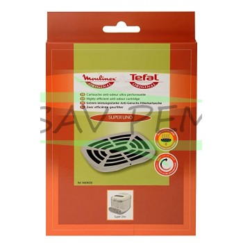 Filtre anti-odeur friteuse SEB / MOULINEX SUPER UNO