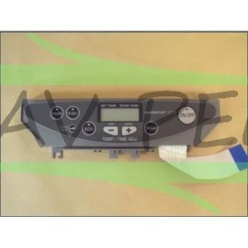 Module de commande + tresse électronique poêle à pétrole INVERTER 5727