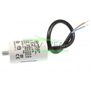 Condensateur 6.3 MF, 450 volt, étanche UNIVERSEL