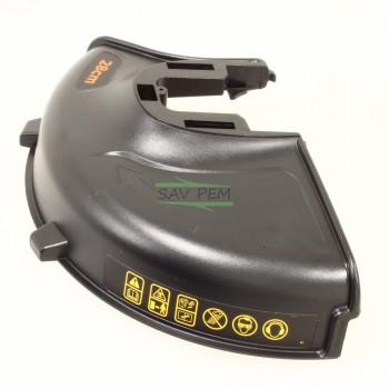 Carter de protection coupe bordure Black + Decker BDST182L1