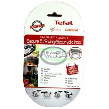 Joint 4 à 8L pour autocuiseur TEFAL SECURE 5 / SWING
