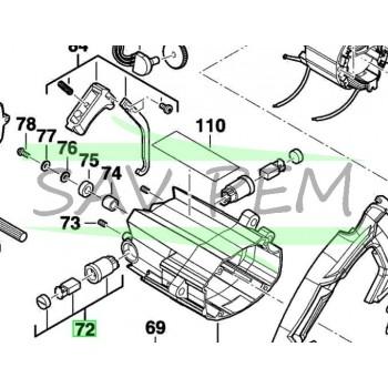 Charbon pour scie circulaire AEG POWERTOOLS TS55E