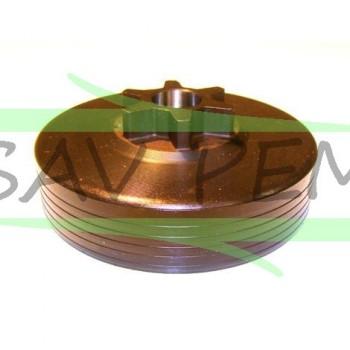 Pignon de chaine tronçonneuses RYOBI RCS3535CB / RCS4040CB / RCS3535B