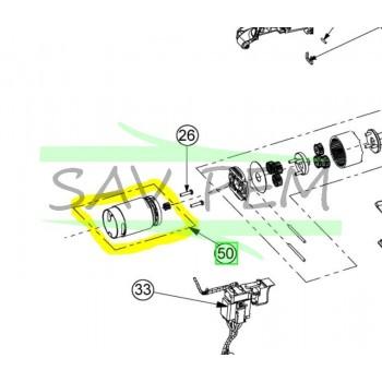 Moteur perceuses RYOBI LSD1201PB - CSDT1201NC