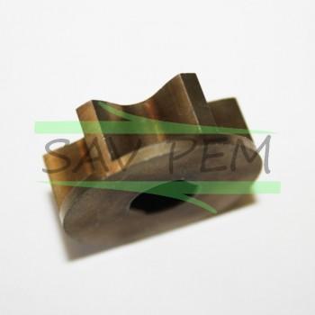 Pignon métal 6 dents N542284 tronçonneuses BLACK & DECKER GK100, GK110, GK120, GK1200, GK130