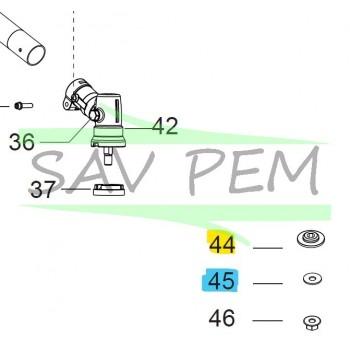 Rondelle pour débroussailleuses PARTNER B28B, B28PS, B28P, B428PS, B26PS