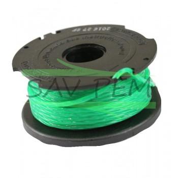 Bobine de fil coupe bordure BLACK & DECKER GL933 et STB3620L, GL7033, GL8033, GL9035