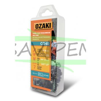 "Chaine OZAKI .3/8""LP 1.3mm..."