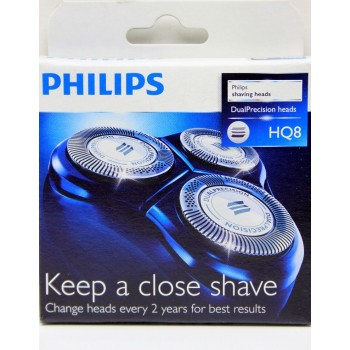 HQ8 Tetes de rasages PHILIPS