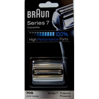 GRILLE 70S POUR RASOIRS BRAUN PULSONIC SERIE7